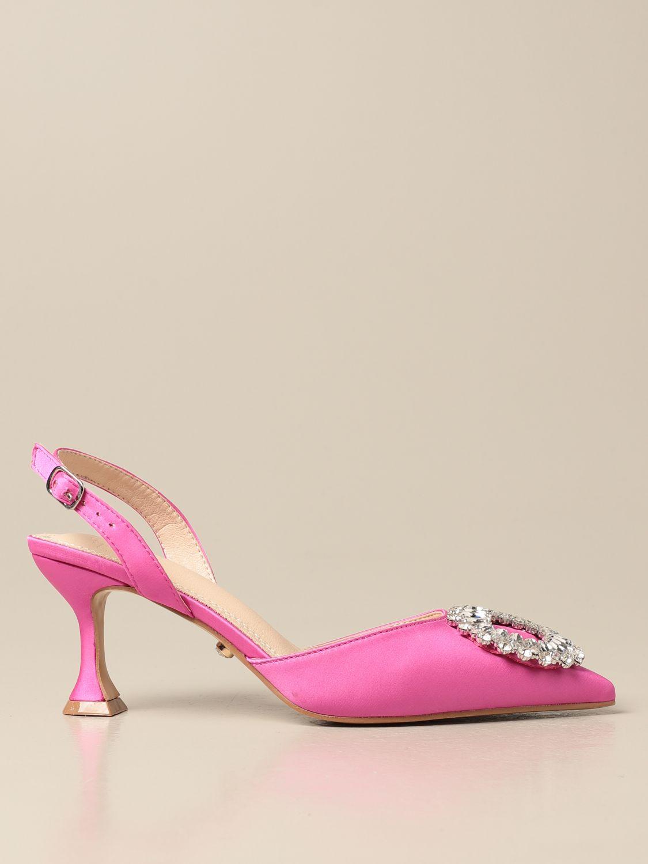 High heel shoes Twenty Fourhaitch: Shoes women Twenty Fourhaitch fuchsia 1