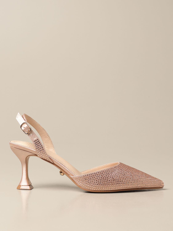 High heel shoes Twenty Fourhaitch: Shoes women Twenty Fourhaitch blush pink 1