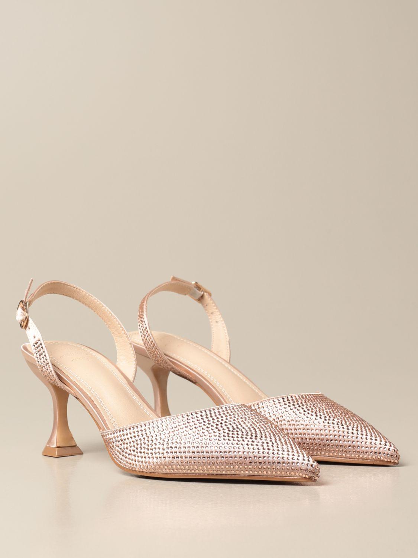 High heel shoes Twenty Fourhaitch: Shoes women Twenty Fourhaitch blush pink 2