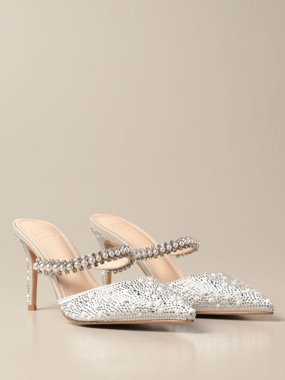 Pumps Twenty Fourhaitch: Shoes women Twenty Fourhaitch ivory 2