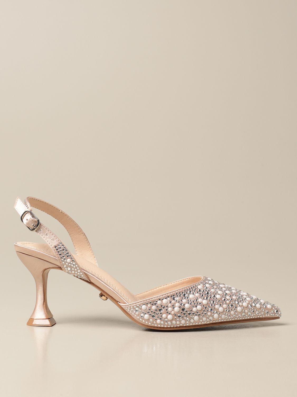 Pumps Twenty Fourhaitch: Shoes women Twenty Fourhaitch blush pink 1