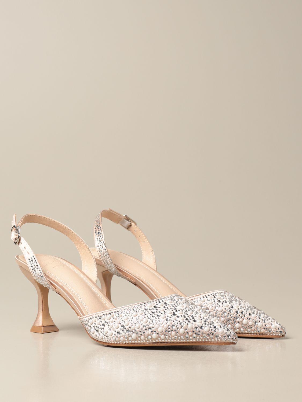 Pumps Twenty Fourhaitch: Shoes women Twenty Fourhaitch blush pink 2
