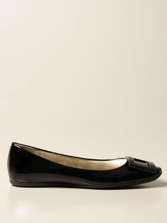 Manoletinas Roger Vivier: Zapatos mujer Roger Vivier negro 1