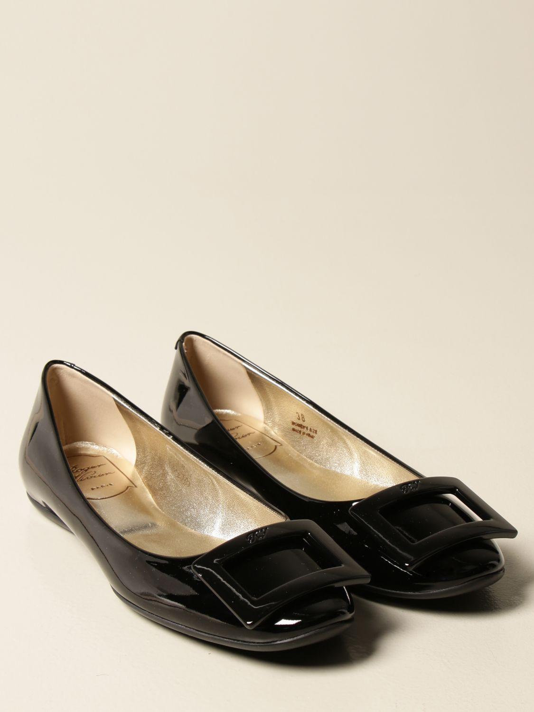 Manoletinas Roger Vivier: Zapatos mujer Roger Vivier negro 2
