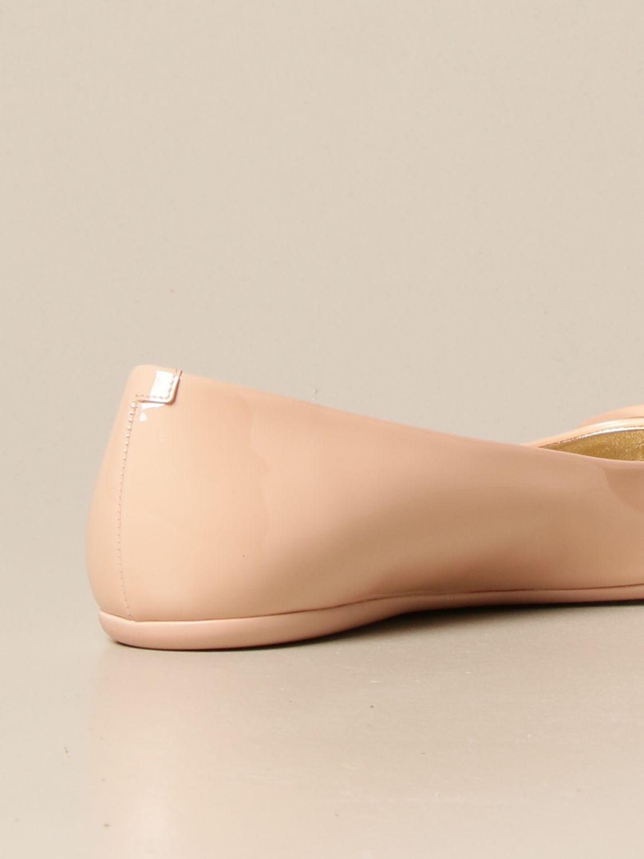 балетки Roger Vivier: Обувь Женское Roger Vivier нюд 3