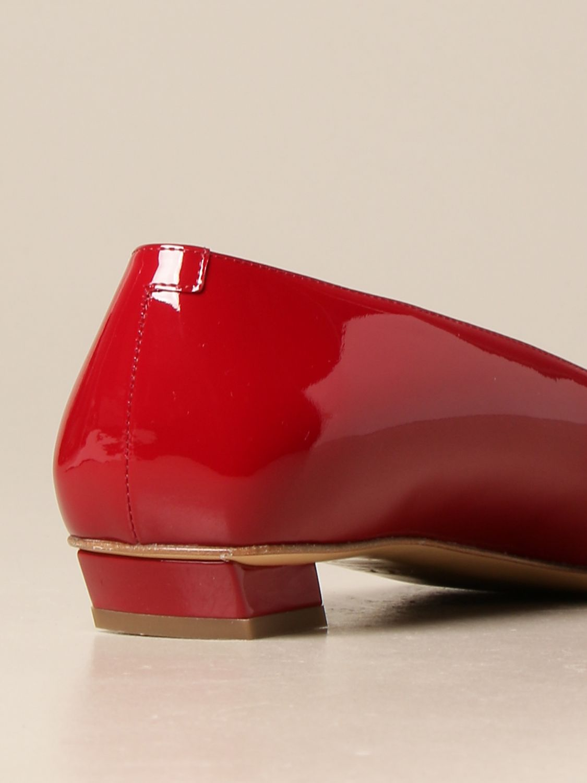 Manoletinas Roger Vivier: Zapatos mujer Roger Vivier rojo 3