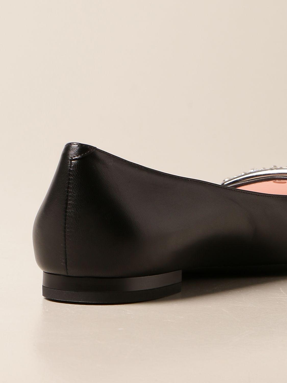 балетки Roger Vivier: Обувь Женское Roger Vivier черный 3