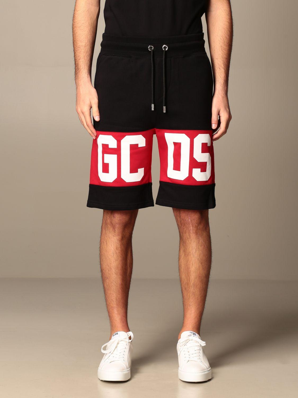 Pantalones cortos Gcds: Pantalones cortos hombre Gcds negro 1