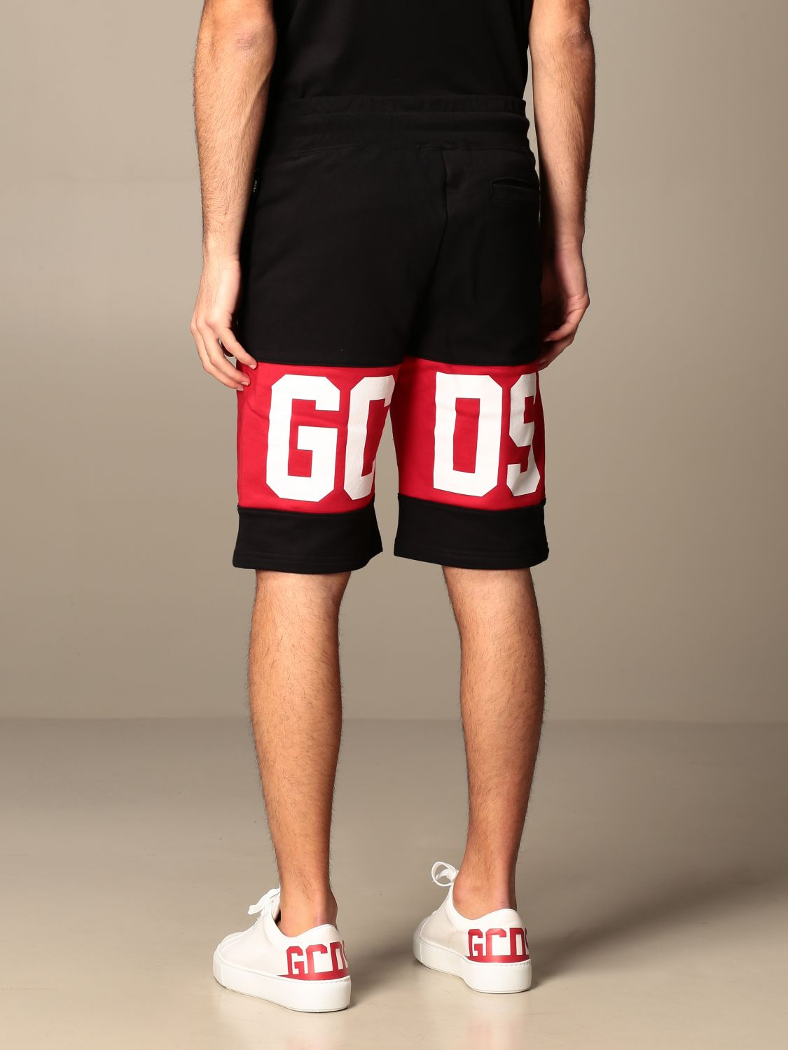 Pantalones cortos Gcds: Pantalones cortos hombre Gcds negro 3