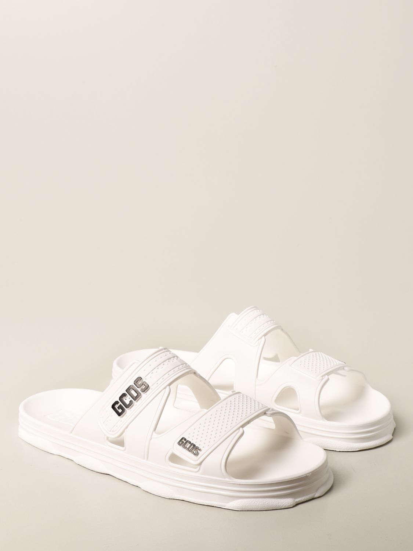 Sandalen Gcds: Schuhe herren Gcds weiß 2