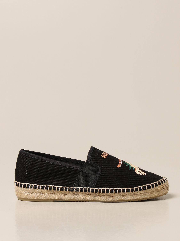 鞋履 Kenzo Junior: 鞋履 儿童 Kenzo Junior 黑色 1