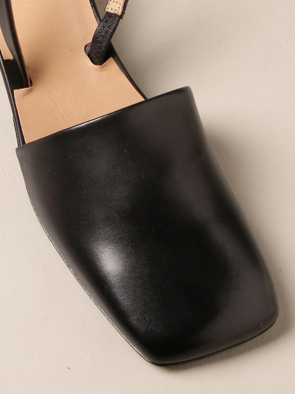 Sandalen mit Absatz Marsell: Schuhe damen Marsell schwarz 4