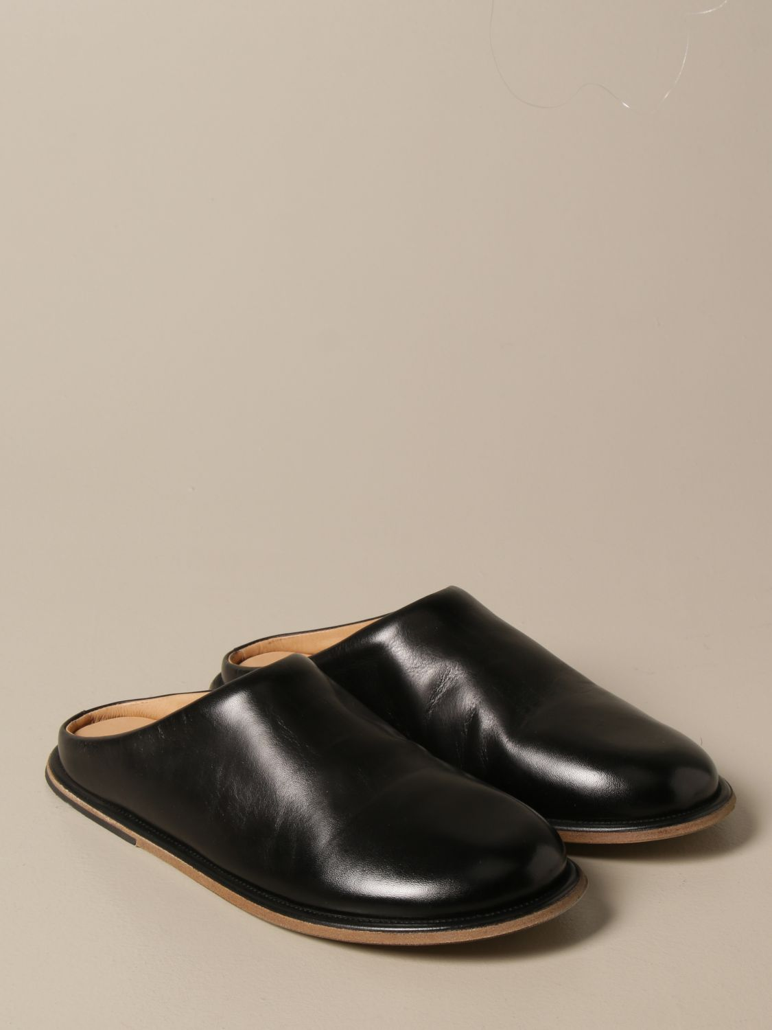 Shoes Marsell: Marsèll Guardella sabot in horse leather black 2