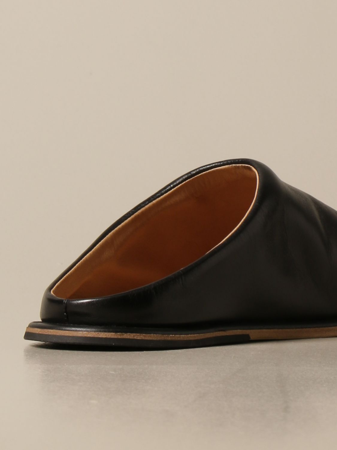 Shoes Marsell: Marsèll Guardella sabot in horse leather black 3