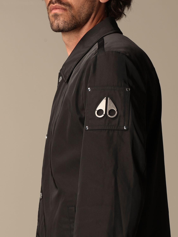 Jacke Moose Knuckles: Jacke herren Moose Knuckles schwarz 4