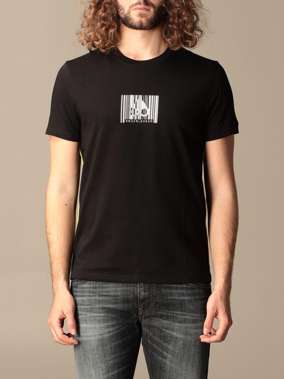 T-Shirt Moose Knuckles: T-shirt herren Moose Knuckles schwarz 1
