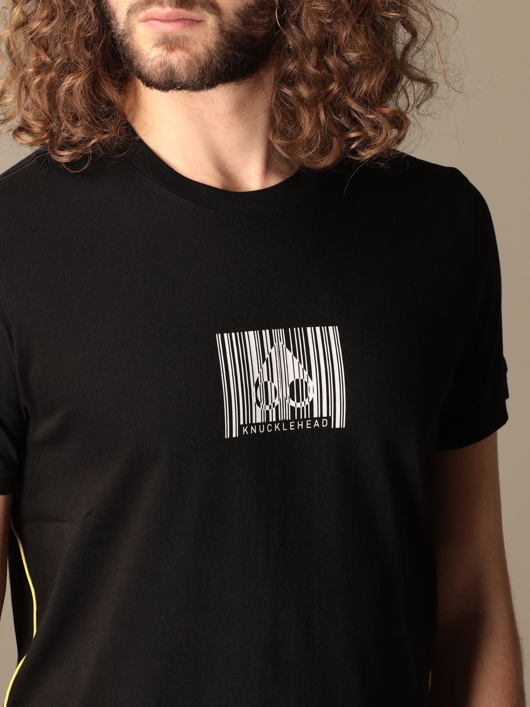 T-Shirt Moose Knuckles: T-shirt herren Moose Knuckles schwarz 3