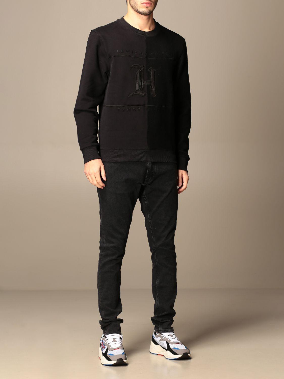 Jeans Hilfiger Collection: Jeans herren Hilfiger Collection schwarz 2