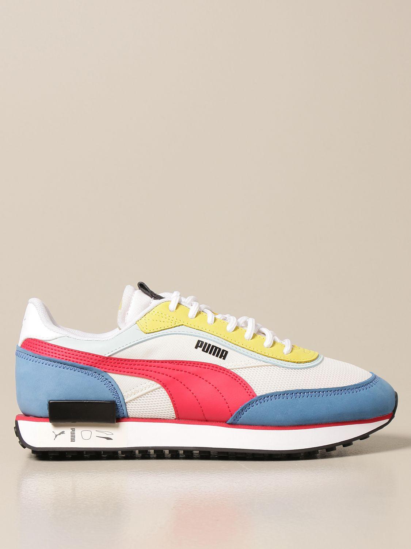 PUMA: Schuhe herren | Sneakers Puma Herren Weiß | Sneakers Puma ...