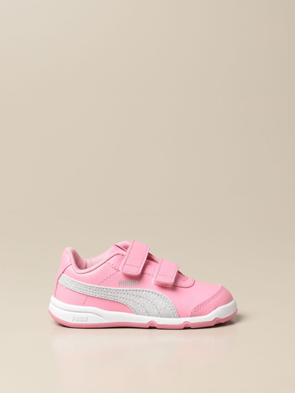 Обувь Puma: Обувь Детское Puma розовый 1