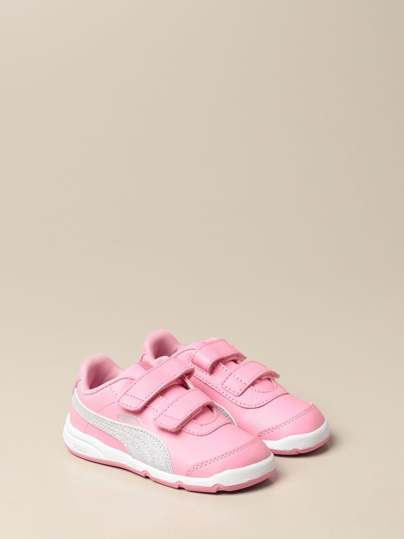 Обувь Puma: Обувь Детское Puma розовый 2