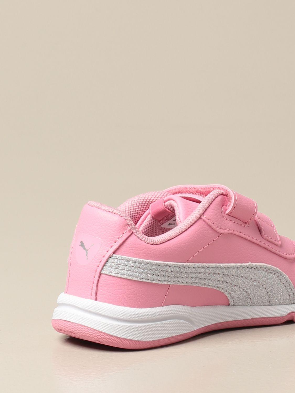 Обувь Puma: Обувь Детское Puma розовый 3