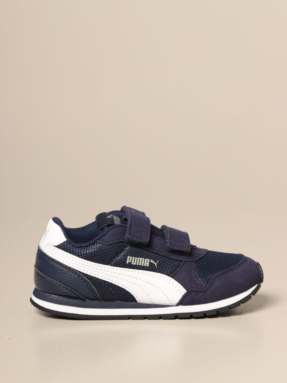 Обувь Puma: Обувь Детское Puma синий 1