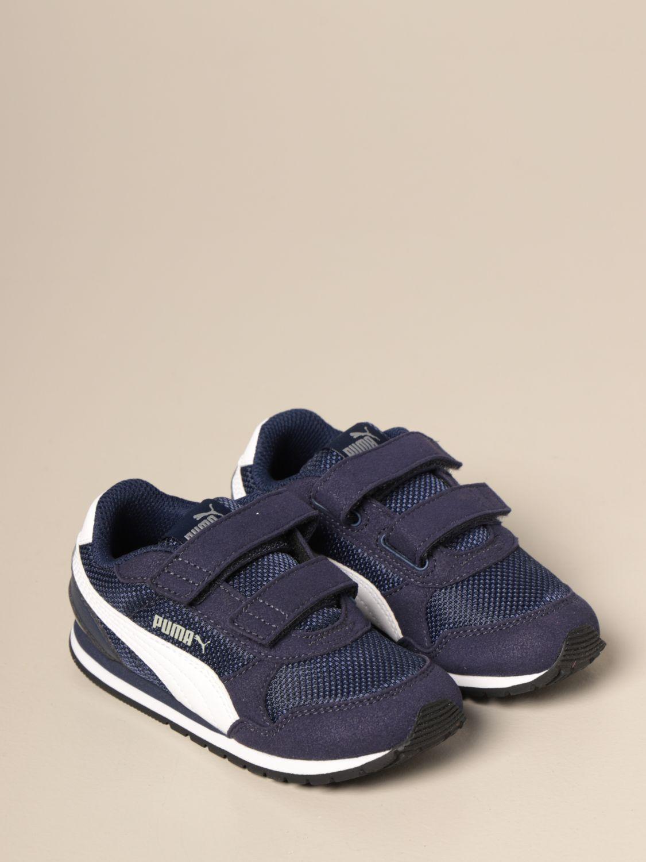 Обувь Puma: Обувь Детское Puma синий 2
