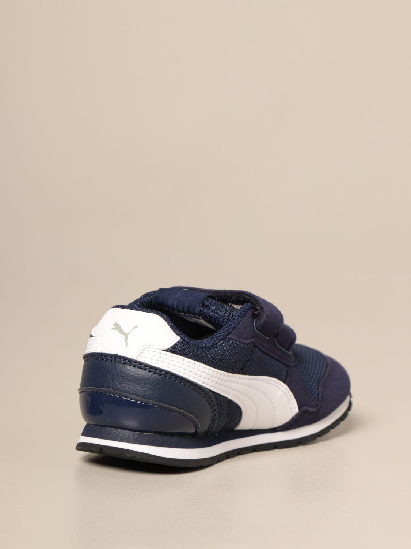 Обувь Puma: Обувь Детское Puma синий 3