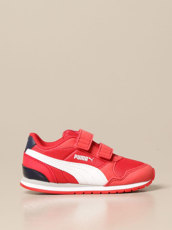 Обувь Puma: Обувь Детское Puma красный 1
