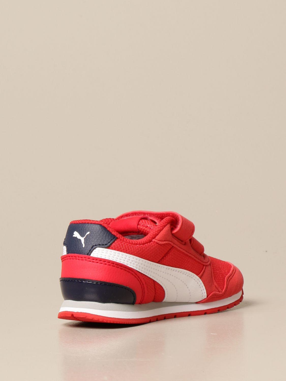 Обувь Puma: Обувь Детское Puma красный 3