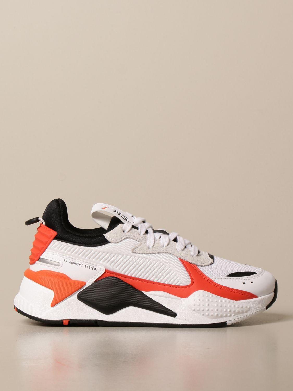 Обувь Puma: Обувь Детское Puma белый 1