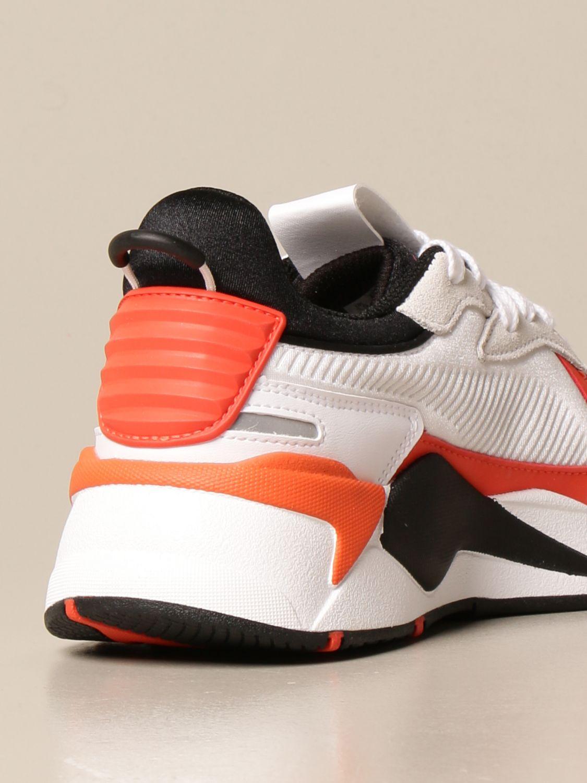 Обувь Puma: Обувь Детское Puma белый 3