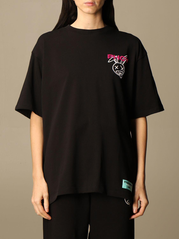 T-Shirt Pharmacy Industry: T-shirt damen Pharmacy Industry schwarz 1