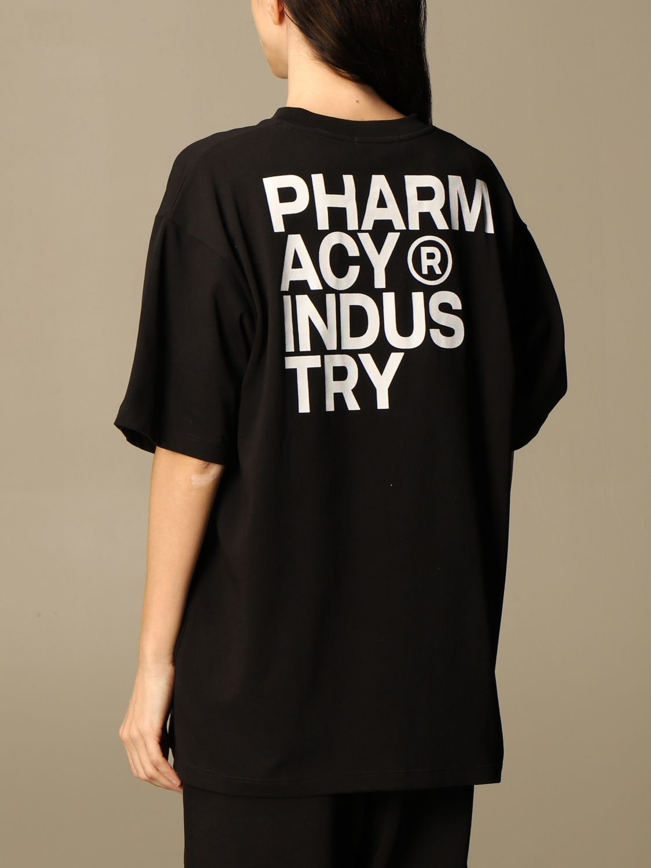T-Shirt Pharmacy Industry: T-shirt damen Pharmacy Industry schwarz 2