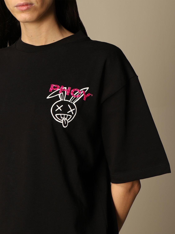 T-Shirt Pharmacy Industry: T-shirt damen Pharmacy Industry schwarz 4