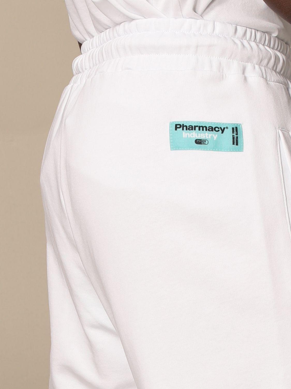 裤子 Pharmacy Industry: 裤子 男士 Pharmacy Industry 白色 5
