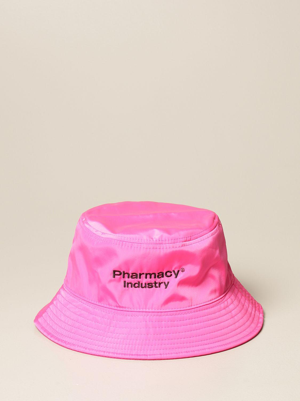 Gorro Pharmacy Industry: Gorro hombre Pharmacy Industry fucsia 2
