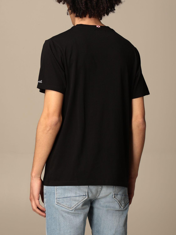 T-shirt Mc2 Saint Barth: MC2 Saint Barth t-shirt in cotton with Star Wars print black 2
