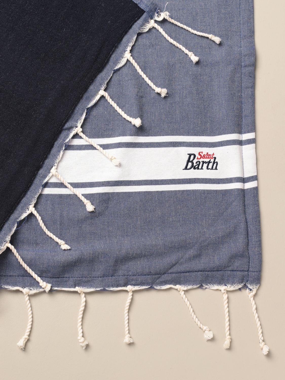 Toalla de baño Mc2 Saint Barth: Toalla de baño hombre Mc2 Saint Barth azul oscuro 2