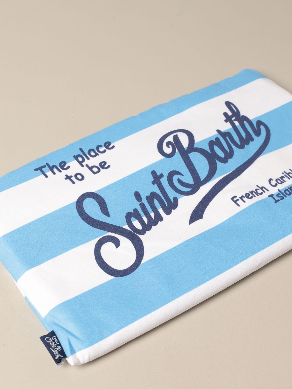 Toalla de baño Mc2 Saint Barth: Toalla de baño hombre Mc2 Saint Barth azul claro 2