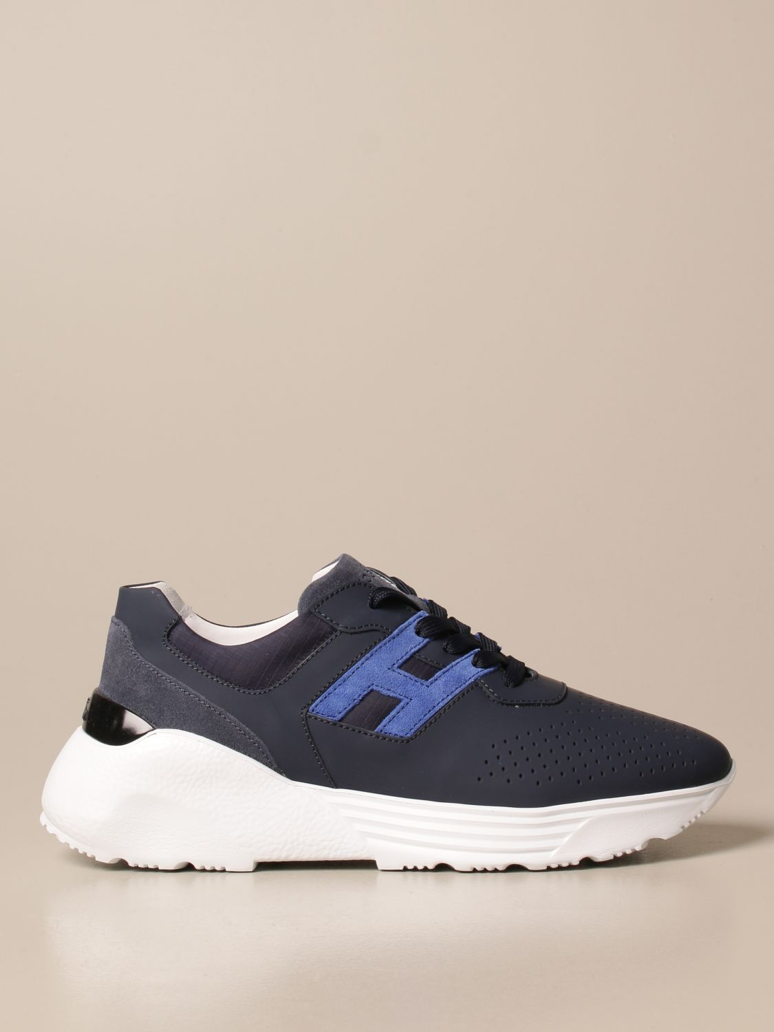 Active One Hogan perforated sneakers