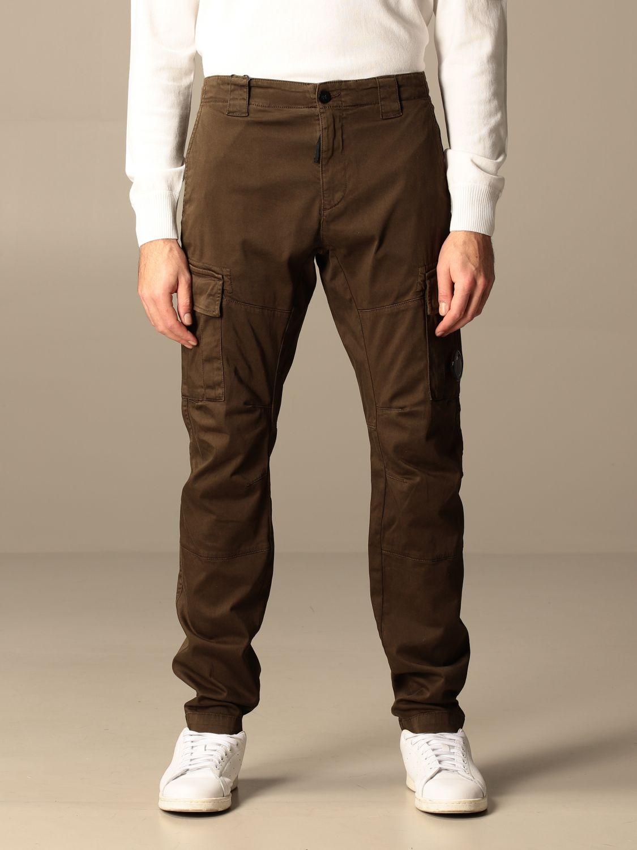 Trousers C.p. Company: Trousers men C.p. Company grey 1 1