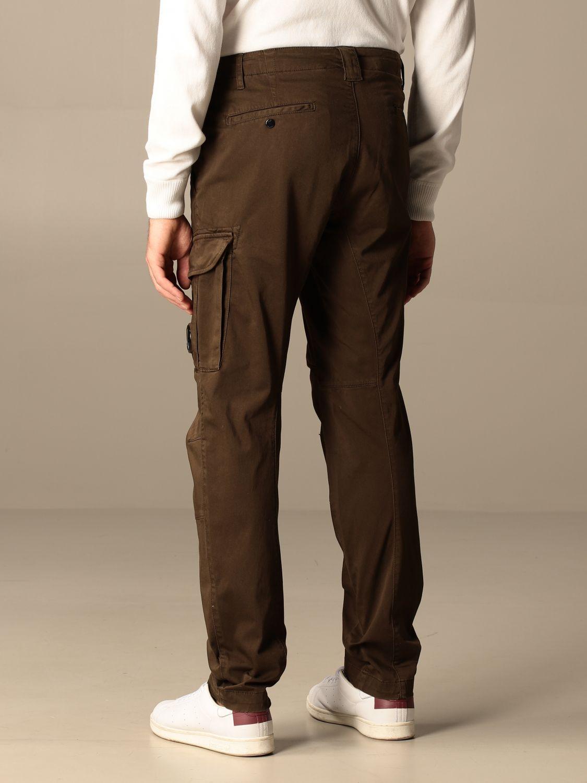 Trousers C.p. Company: Trousers men C.p. Company grey 1 2