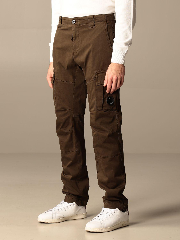 Trousers C.p. Company: Trousers men C.p. Company grey 1 3