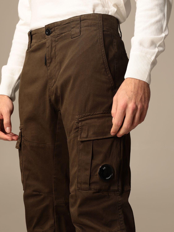 Trousers C.p. Company: Trousers men C.p. Company grey 1 4