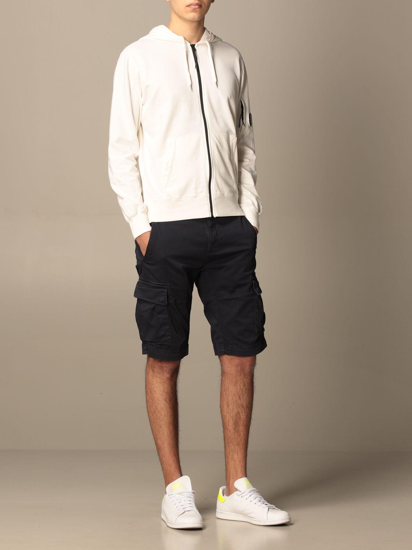 Sweatshirt C.p. Company: Sweatshirt men C.p. Company white 2