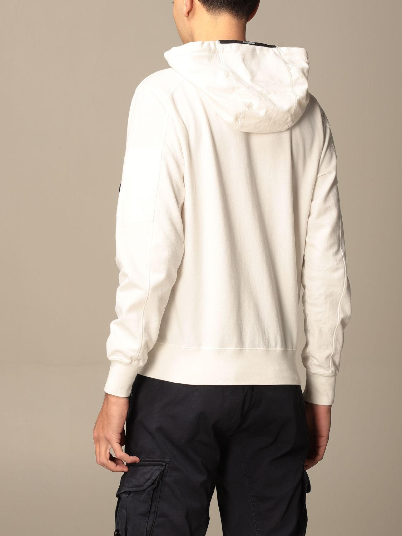 Sweatshirt C.p. Company: Sweatshirt men C.p. Company white 3