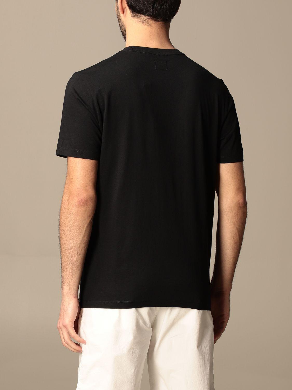 T-shirt C.p. Company: T-shirt homme C.p. Company noir 2