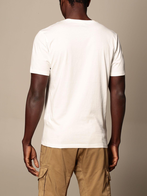 Camiseta C.p. Company: Camiseta hombre C.p. Company blanco 3